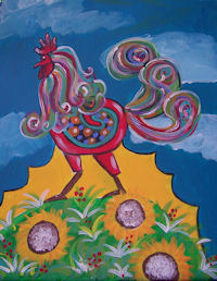 Sunshine Rooster_200